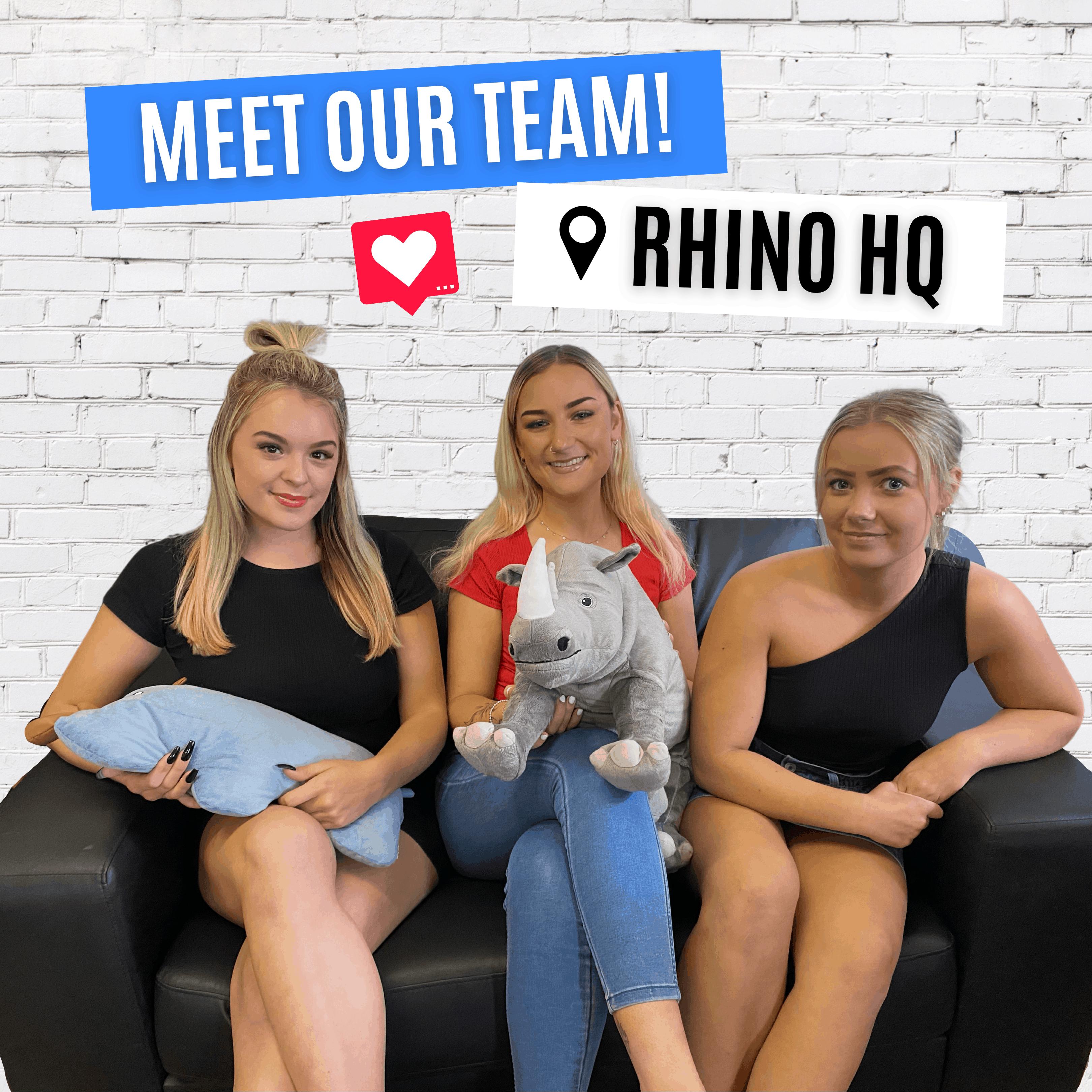 Rhino Our Team